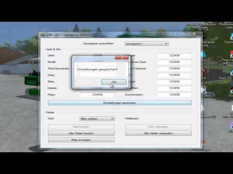 Save Game Editor v1.0.1