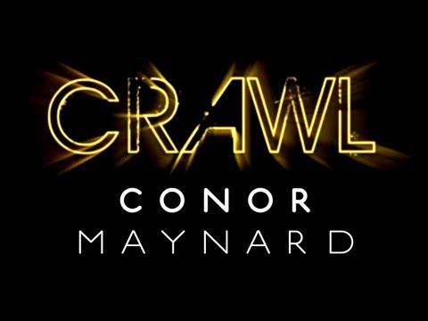 Tekst piosenki Conor Maynard - Crawl (cover) po polsku