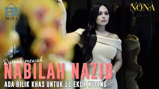 Video Cantiknya Rumah 4 Tingkat Nabilah Nazib, Siap Ada Satu Bilik Untuk 11 Ekor Kucing! MP3, 3GP, MP4, WEBM, AVI, FLV September 2019