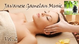Relaxing Javanese Spa Music Vol.2