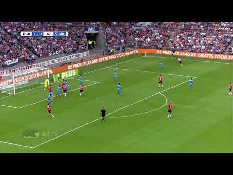 Historie PSV - AZ