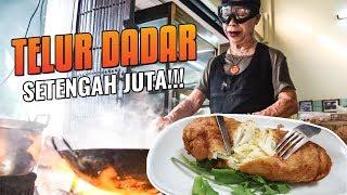 Video GILA!!! Nunggu 5jam Untuk Telur Dadar Harga SETENGAH JUTA!!Koki nya Nenek 75thn MP3, 3GP, MP4, WEBM, AVI, FLV Juni 2018
