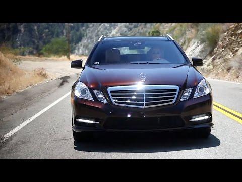 2012 Mercedes-Benz E-Class Video Review – Kelley Blue Book