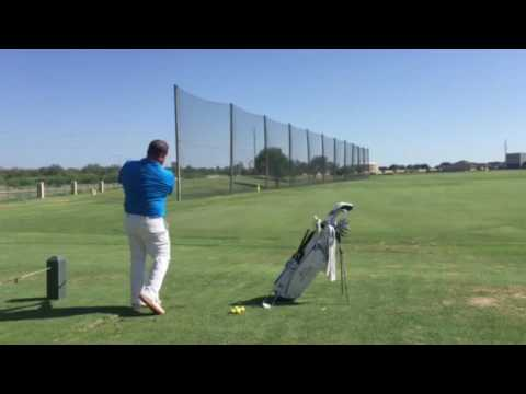 Pitch Shot Performance by Rudy Gonzalez, World Junior Golf Advisory Board