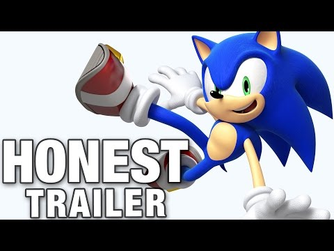 An Honest Video Game Trailer for Sonic the