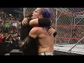 Edge & Christian vs. The Hardy Boyz - WWE Tag Team Championship Steel Cage Match: Unforgiven 2000
