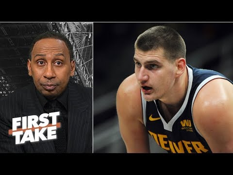 Video: Are the Nuggets the Warriors' biggest threat in the West? | First Take