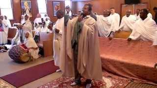Ethiopian Orthodox 2005/2013 Debre Selam MedhaniAlem Official Opening Ceremony (Brandon, MB) #16