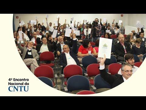 4° Encontro Nacional da CNTU – 12ª Plenária do Conselho Consultivo