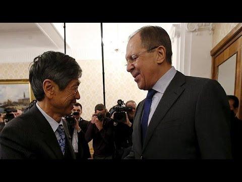 Προσπάθεια βελτίωσης των ρωσο-ιαπωνικών σχέσεων