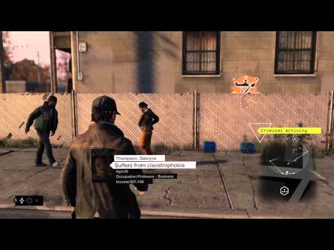 DEMO - Visit the official Website: http://watchdogsgame.com Join us on Facebook: https://www.facebook.com/watchdogsgame Watch 14 minutes of Watch_Dogs open world ga...