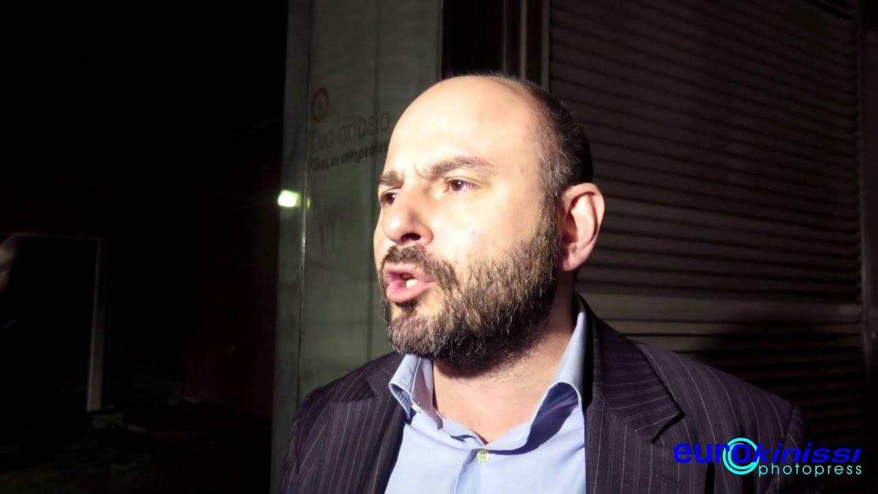 Γ. Στασινός: Σε πολύ αρχικό στάδιο οι συζητήσεις για τις εισφορές