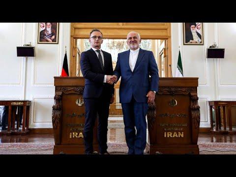 Iran: Außenminister Maas wirbt in Teheran für Fortsetz ...