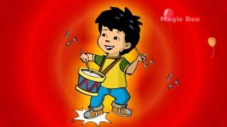 Happy Birthday - English Nursery Rhymes - English Cartoon Nursery Rhymes