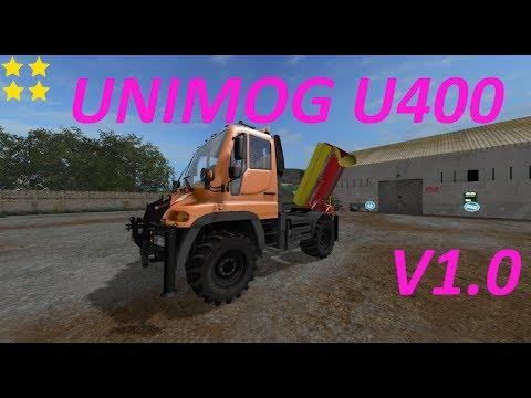 Unimog U400 v1.1