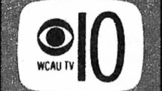 WCAU TV 10, Philadelphia - Sign-Off Summer 1964