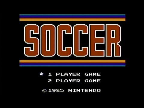 soccer nes youtube