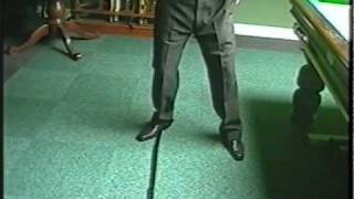 Snooker Pro Tips 60, The Stance - Up Close As Requested By Joe