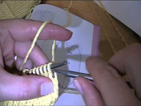 Kuscheltiere stricken Hase 4 ( Ohren-Arme)