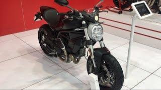 5. Ducati Monster 797+ 2018 In detail review walkaround Interior Exterior