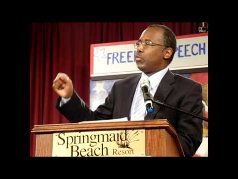 Dr. Ben Carson Speaks at the South Carolina Tea Party Convention – Full Video 1/18/2015