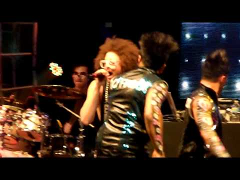 "LMFAO – ""Party Rock Anthem"" (LIVE) HD"