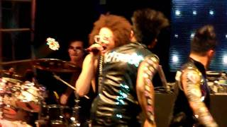 "LMFAO - ""Party Rock Anthem"" (LIVE) HD"