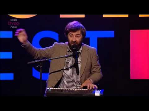 Most accurate description of life ever - David O'Doherty