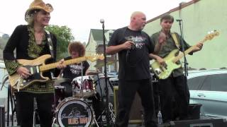 James Supra Blues Band -  Messin' With the Kid