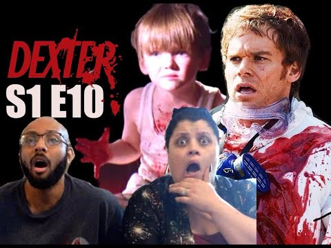 """Dexter S1 E10 """"Seeing Red"""" - REACTION!!! (Part 1)"""