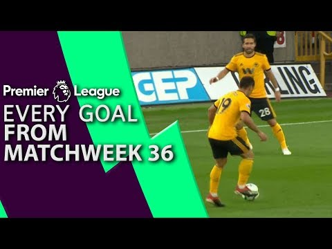 Every Goal From Last Week In The Premier League | NBC Sports