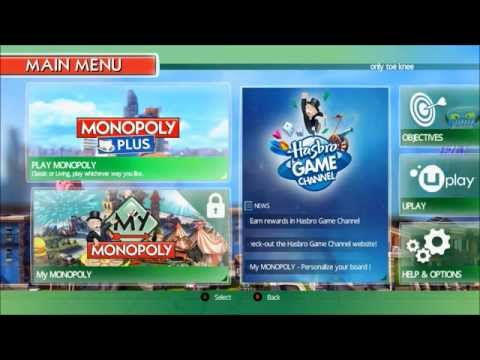 monopoly plus xbox one test