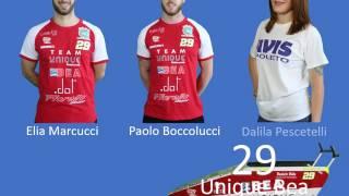 #vaporetti2017 Equipaggio N°29 Unique / BEA