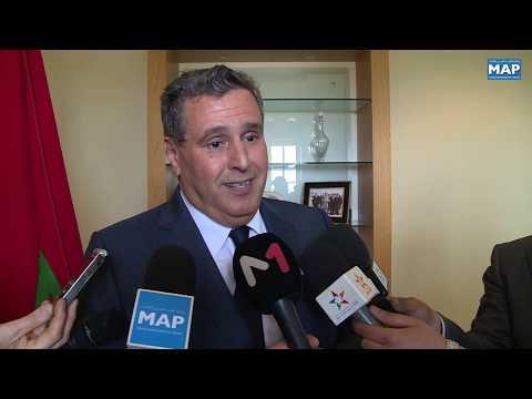 الاتفاق الفلاحي بين المغرب والاتحاد الأوروبي يعود بالمنفعة على ساكنة الأقاليم الجنوبية (أخنوش)