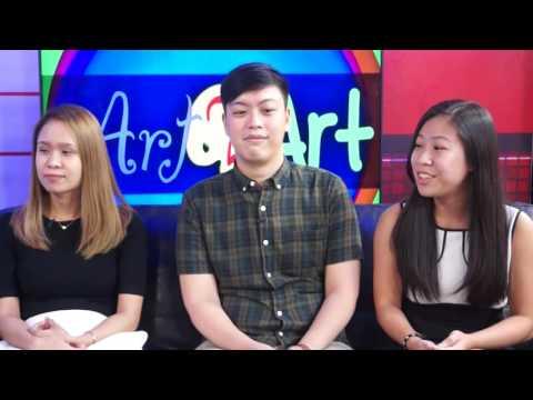 Philippine School of Interio Design (PSID) - Art2art October 16, 2016 Episode