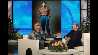 Ellen Went to Comedian Sinbad for Fashion Advice in the '80s