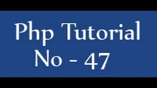 Php Tutorials For Beginners - 47 - Insert Php Form Data In Mysql Table