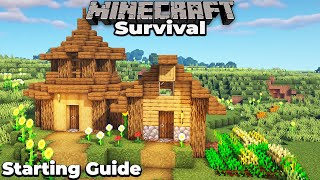A Brand NEW Minecraft 1.15 Survival World, Done Right! #1 [HOW TO]