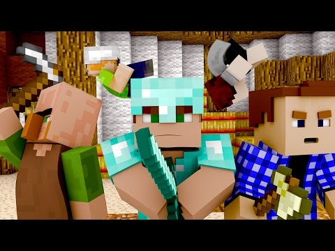 "Minecraft Song ""Tonight We Go To War"" Original Minecraft Song Animation"