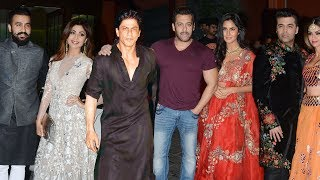 Video Salman Khan's GRAND Diwali Party 2017 FULL Video | Shah Rukh Khan,Katrina Kaif,Shilpa Shetty MP3, 3GP, MP4, WEBM, AVI, FLV Desember 2017