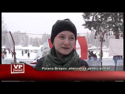 Poiana Brașov, alternativa pentru schiat