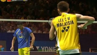 Video Lee C.W. v L. Dan |MS-F| Yonex All England Open Badminton Champ. 2012 MP3, 3GP, MP4, WEBM, AVI, FLV Februari 2018