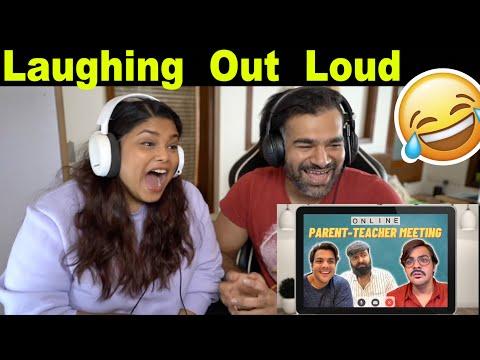 Online Parent Teacher Meeting Reaction   Ashish Chanchlani   The S2 Life