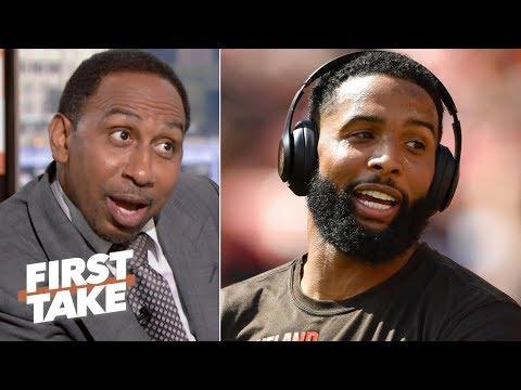 Video: OBJ is distracting us from his play on the field – Stephen A. | First Take
