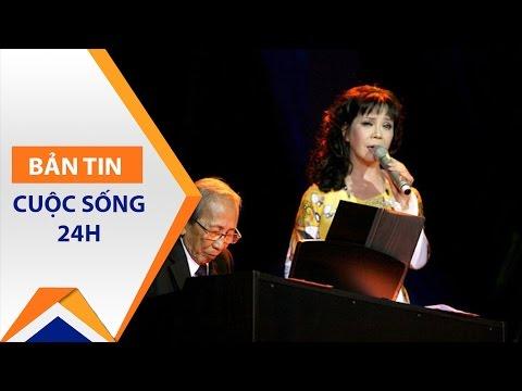 Ca sĩ Ánh Tuyết giã từ nhạc Nguyễn Ánh 9 | VTC - Thời lượng: 87 giây.