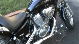 3. 2004 Honda Shadow VLX 600