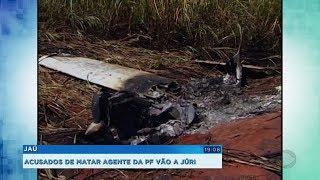 Acusados de matar agente da PF há seis anos em Bocaina vão a júri popular