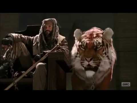 Shiva - Eye Of The Tiger - The Walking Dead