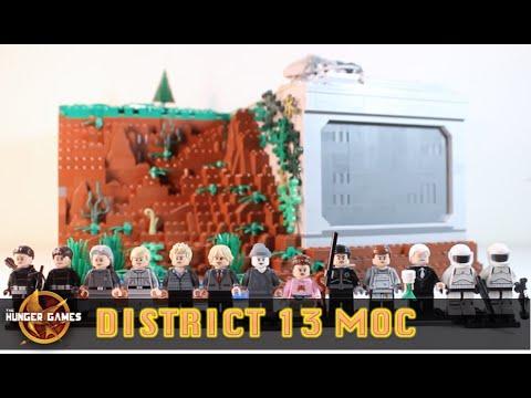 LEGO The Hunger Games: Mockingjay