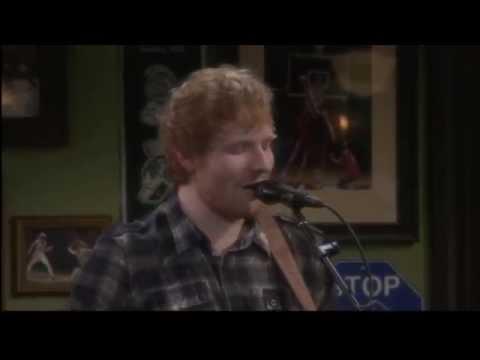Ed Sheeran + Undateable [Photograph]